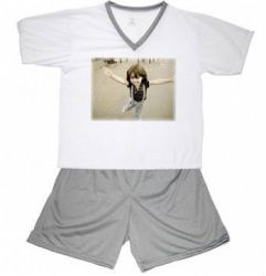 Pijama Masculino  + Shorts