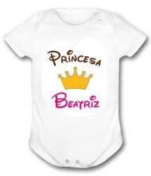 Body Príncipe ou Princesa