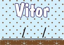 Tag (Cartão Externo) 4x3cm